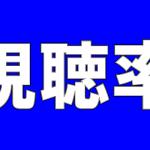 ドラマ視聴率一覧表2018年秋(10月〜)
