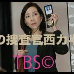銭の捜査官西カネ子2SPドラマ動画・あらすじ感想ネタバレ視聴率